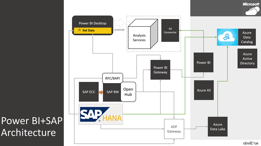 Power BI and SAP – What Works and What Doesn't – business