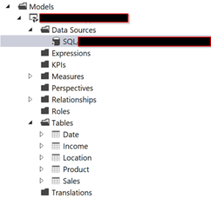Quirks of Visual Studio Query Editor working with Analysis Services
